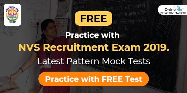 Free NVS Mock Test